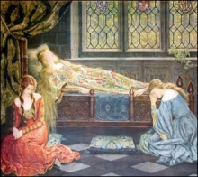 The Sleeping Beauty (Спящая красавица) аудио сказка